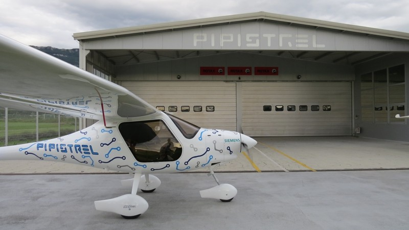 WattsUp le nouvel avion de Pipistrel (crédit photo Pipistrel.si)