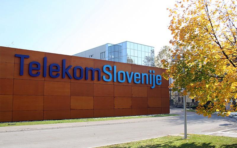 Siège de Telekom Slovenije